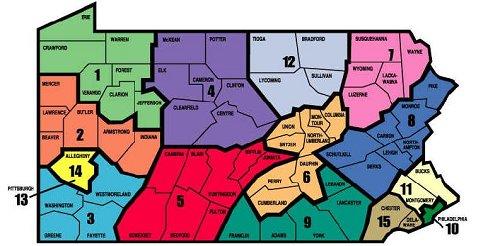Region Map